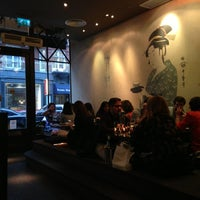Photo taken at Dozo Sushi by Kyoung Bong K. on 7/3/2013