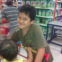 Photo taken at Carrefour by Farhan U. on 7/14/2013