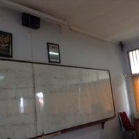 Photo taken at SMA Katolik Santo Kristoforus 2 by Natasha K. on 3/22/2014