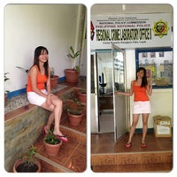 Photo taken at PNP Regional Headquarters 8 by Maria D. on 8/27/2013