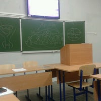 Photo taken at Социально-гуманитарный институт МАГУ by Tania P. on 10/24/2013