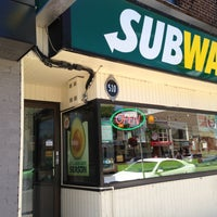 Photo taken at Subway by Lily J. on 8/5/2013