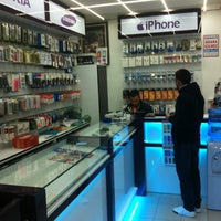 Photo taken at Nokta Clup Telefon Dünyası by Celal S. on 11/23/2013