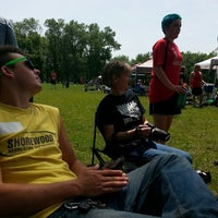 Photo taken at MHC Hurling Pitch by Carl W. on 6/22/2014