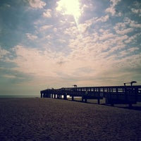 Photo taken at St. Augustine Pier by Island7007 L. on 4/3/2013