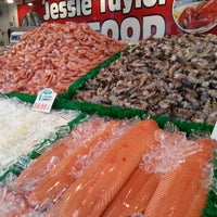 Photo taken at Jesse Taylor Seafood by Island7007 L. on 6/7/2013