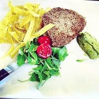 Foto scattata a Rossocuoco Steak House da Valentina M. il 7/27/2014