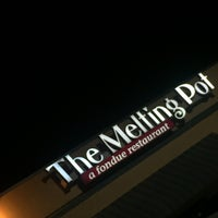 Photo taken at The Melting Pot by Fatima S. on 8/16/2016