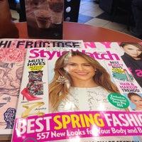 Photo taken at Starbucks (Barnes & Noble) by CinaSmash on 3/3/2014