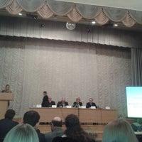 Photo taken at Академия Муниципального Управления by Nastia on 11/28/2013
