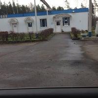 Photo taken at Газ by Irina S. on 11/12/2013