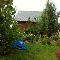 """Photo taken at Снт """"Родина"""" by Svetlana L. on 6/24/2013"""