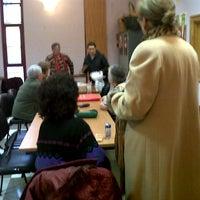Photo taken at Centro Guadalinfo en Jun by Guadalinfoj J. on 12/12/2012