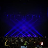 Photo taken at Rimrock Auto Arena by Aaron L. on 11/23/2014