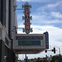 Photo taken at Crown Uptown Theatre by Wichita Metro Chamber of Commerce on 6/5/2014