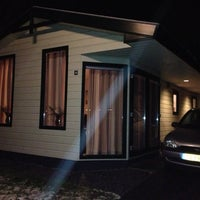 Photo taken at Roompot Vakanties Hunzepark by Michel G. on 12/21/2012