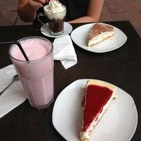 Photo taken at Flower's Café by Layla on 6/29/2013