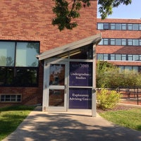 Photo taken at Olson Hall by Tim P. on 8/21/2013