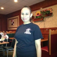 Photo taken at Tequilas Mexican Restaurant by Lisa R. on 4/5/2013