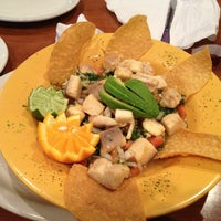 Photo taken at Tequilas Mexican Restaurant by Lisa R. on 3/29/2013