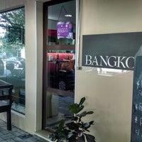 Photo taken at Bangkok Cafe by Ana H. on 2/6/2014