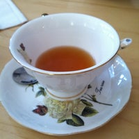 Photo taken at Prince Tea House by Elaine L. on 3/8/2015