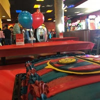 Photo taken at Peter Piper Pizza by Julio V. on 6/4/2016