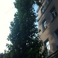 Photo taken at Большой Лёвшинский переулок by Oleg K. on 7/26/2013