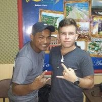 Photo taken at Radio Metropolitana FM by Thyago S. on 9/18/2013