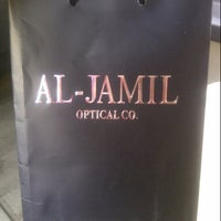 Photo taken at Al-jamil Optics by Alpha B on 7/11/2013