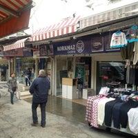 Photo taken at Ulus Korkmaz mutfak esyalari shop by Mustafa Taki P. on 2/13/2014