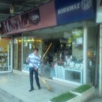 Photo taken at Ulus Korkmaz mutfak esyalari shop by Mustafa Taki P. on 9/16/2013