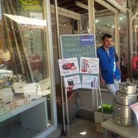 Photo taken at Ulus Korkmaz mutfak esyalari shop by Mustafa Taki P. on 9/17/2013