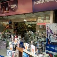 Photo taken at Ulus Korkmaz mutfak esyalari shop by Mustafa Taki P. on 8/1/2013