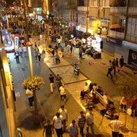 Photo taken at Cennet Mahallesi by Alev V. on 7/28/2013