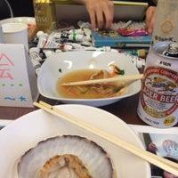 Photo taken at 石巻マルシェ 大森ウィロード山王店 by Kuniyuki T. on 8/8/2015