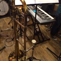 Photo taken at Music Man Sound Studio by Kuniyuki T. on 8/30/2015