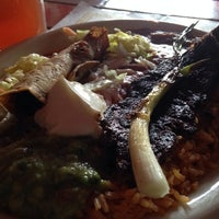 Photo taken at La Parilla Mexican Restaurant by Richard C. on 1/31/2014