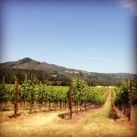 Photo taken at St. Francis Winery & Vineyards by Erica G. on 6/21/2013
