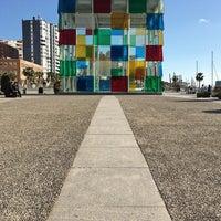 Foto tomada en Centre Pompidou Málaga por Farnam K. el 3/26/2017