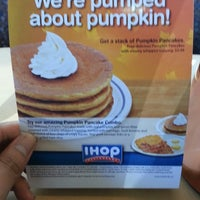 Photo taken at IHOP by Derrick A. on 10/17/2013