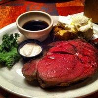 Photo taken at Colorado's Prime Steak by Gina H. on 7/4/2013