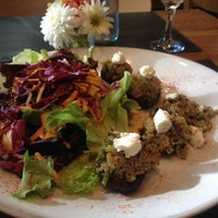 Photo taken at Bio Restaurant by Ecrul on 3/16/2014