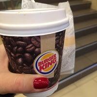 Photo taken at Burger King by Ольга С. on 12/5/2015