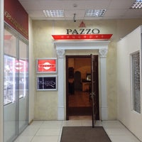 Photo taken at Pazzo by Ольга С. on 11/17/2014