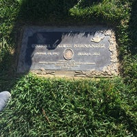 Photo taken at Forest Lawn Ondina Matute Hernandez by Epher H. on 9/6/2014
