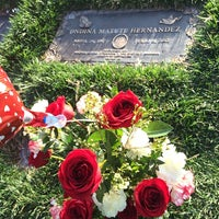 Photo taken at Forest Lawn Ondina Matute Hernandez by Epher H. on 2/15/2014