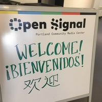 Photo taken at Open Signal by aaronpk on 6/25/2017