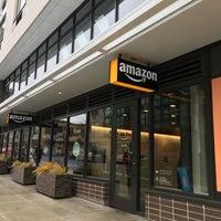 Photo taken at Amazon@Downtown Portland by aaronpk on 1/9/2018