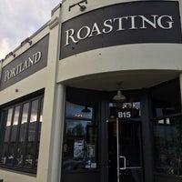 Photo taken at Portland Roasting Coffee by aaronpk on 2/9/2018